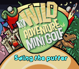 Wild Adventure Mini-Golf