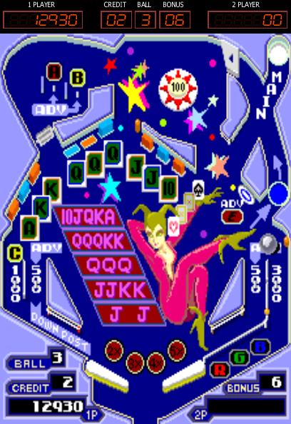 Pinball Action (Tecfri)