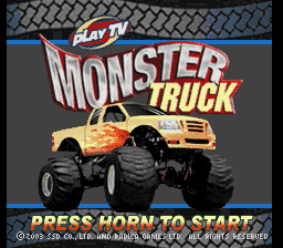 Play TV Monster Truck