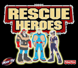 Play TV Rescue Heroes