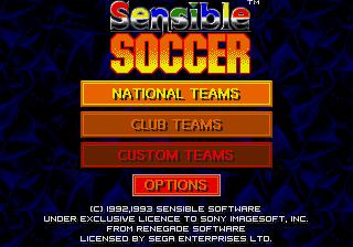 Radica Sensible Soccer