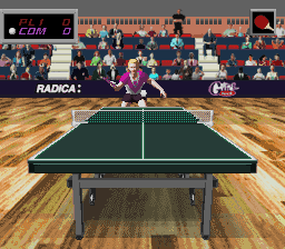 connectv Table Tennis