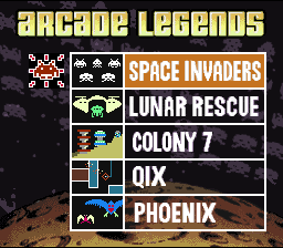 Radica Space Invaders