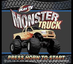 Radica Monster Truck