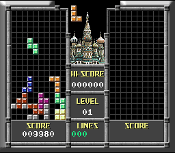 Radica Tetris
