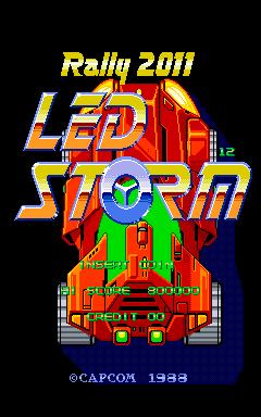 LED Storm prototype