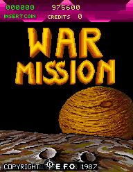 War Mission
