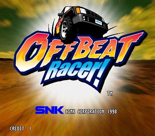Off Beat Racer