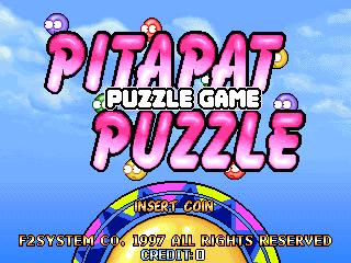 Pitapat Puzzle