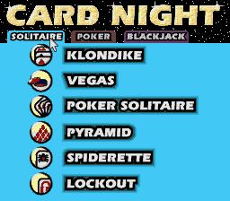 Card Night