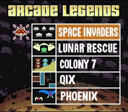Radica Space Invaders