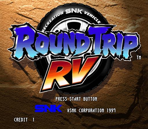 Round Trip RV