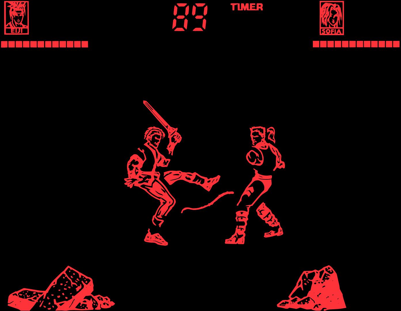 R-Zone: Battle Arena Toshinden