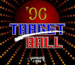 Target Ball '96