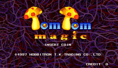 Tom Tom Magic