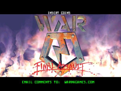 War Final Assault