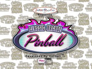 Classic Arcade Pinball