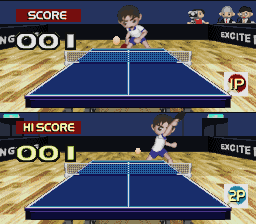 Excite Ping Pong