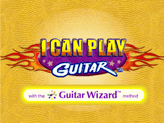 I Can Play Guitar