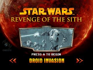 Revenge of Sith