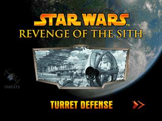 Revenge of Sith Game Key
