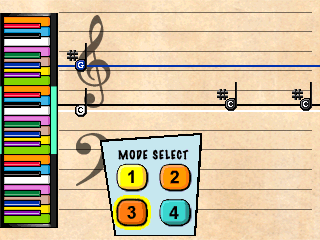 I Can Play Piano Mode 1