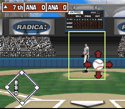 Radica Baseball 3