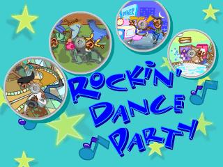 Rockin Dance Party