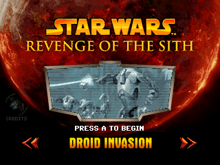 Star Wars Reveng of the Sith