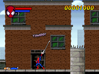 Spiderman 5-in-1