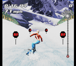Play TV SSX Snowboarder