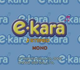 e-kara