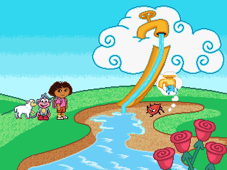 JAKKS Dora Nursery Rhyme Adventure