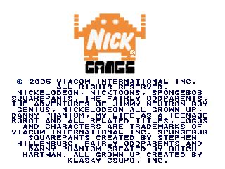 JAKKS Nicktoons GameKey