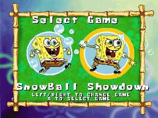 SpongeBob GameKey
