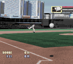 XaviX Baseball