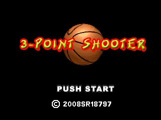 Interactive TV Games 49-in-1 3 Point Shooter