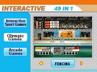 Interactive TV Games 49-in-1 Other