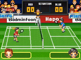 Interactive TV Games 49-in-1 Badminton