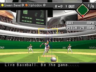 Interactive TV Games 49-in-1 Baseball