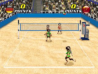 Interactive TV Games 49-in-1 Beach Volley