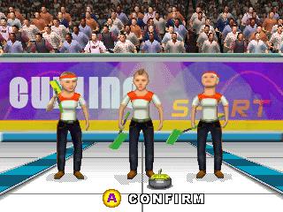 Interactive TV Games 49-in-1 Curling