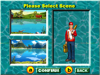Interactive TV Games 49-in-1 Fishing