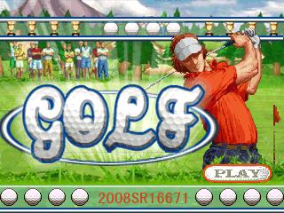 Interactive TV Games 49-in-1 Golf