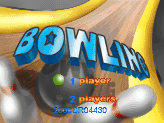 Interactive TV Games 49-in-1 Bowling