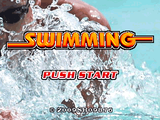 Interactive TV Games 49-in-1 3 Swimming
