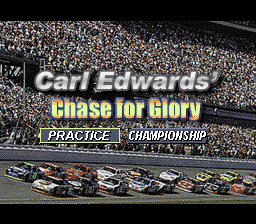 Carl Edwards' Chase for Glory