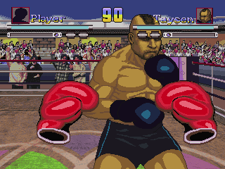 Conny TV Virtual Fighter
