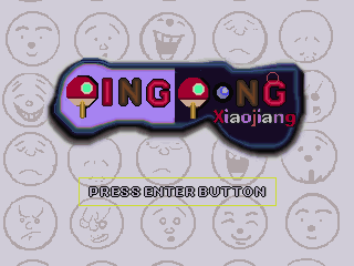 Conny TV Ping Pong