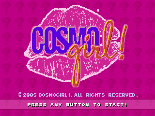 Cosmo Girl
